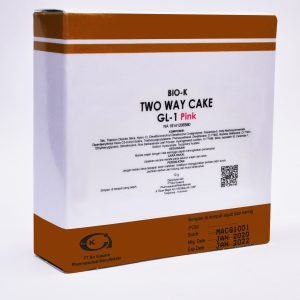 Two Way Cake GL 1 Pink 10gr