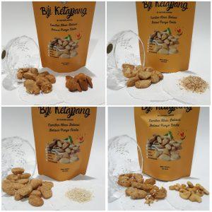 Ketapang Seed with 4 varians tested