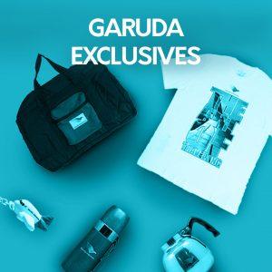 Garuda Indonesia Exclusives